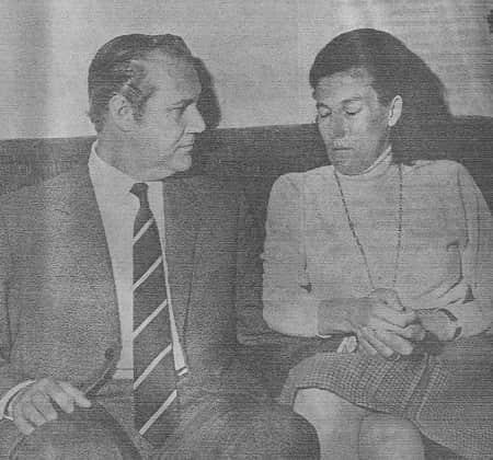 Arturo e Flora Sutter - Sequestro Milena Sutter - Genova - 1971 - magazine Il Biondino della Spider Rossa - ProsMedia - Agenzia Corte&Media