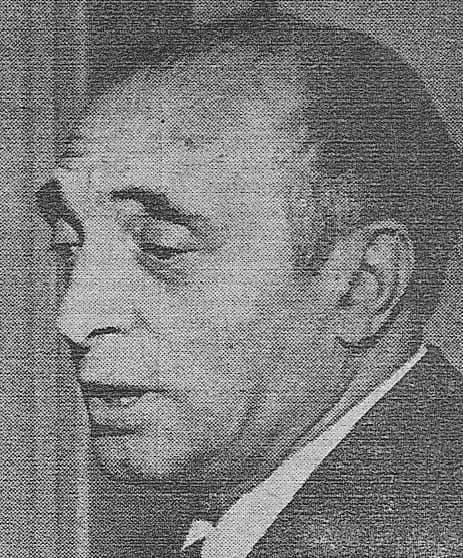 procuratore capo della Repubblica Francesco Coco - Genova - caso Sutter-Bozano - magazine Il Biondino della Spider Rossa - ProsMedia - Agenzia Corte&Media