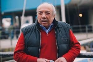 Lorenzo Bozano intervistato nel 2017 da Maurizio Corte - Biondino della Spider Rossa - Genova