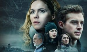 Serie televisiva finlandese Deadwind - Netflix - blog Il Biondino della Spider Rossa - Maurizio Corte - Agenzia Corte&Media - Verona - Italy ---