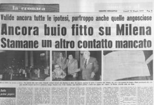 Yara Gambirasio e Milena Sutter - il dramma di Brembate di Sopra e di Genova